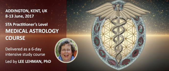 STA Practitioners-Level Medical Astrology Course