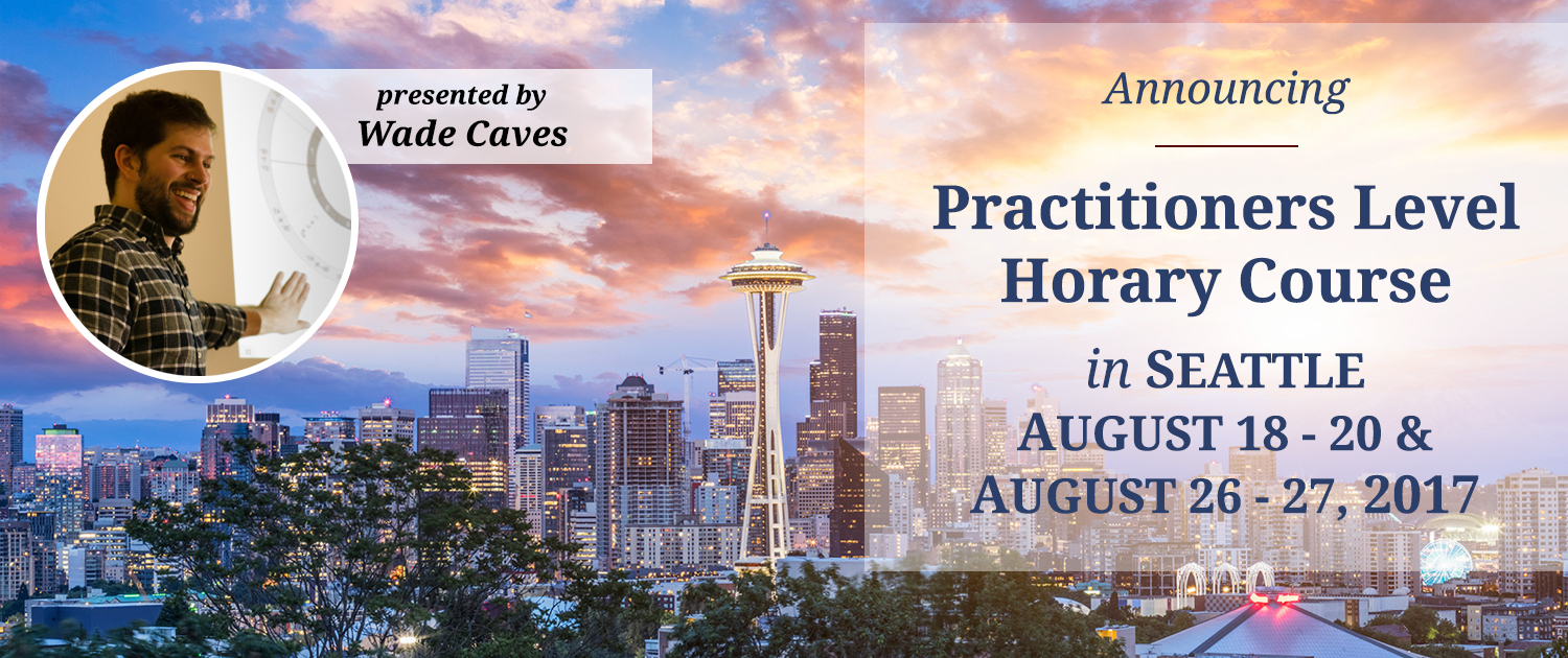 STA Practitioner-Level Horary Course in Seattle, WA
